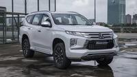 New Mitsubishi Pajero Sport. (MMKSI)