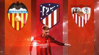 AC Milan - Samu Castillejo Diminati Tiga Tim (Bola.com/Adreanus Titus)