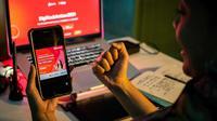 Telkomsel Digihackaction, program kompetisi hackaton untuk talenta di bidang periklanan digital. (Foto: Telkomsel)