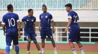 Pelatih Semen Padang, Eduardo Almeida, memprediksi timnya bakal mendapatkan tekanan yang berat dari Tira Persikabo. (dok. Tira Persikabo)