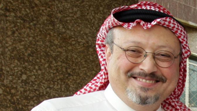 Jamal Khashoggi (AFP Photo/Str)