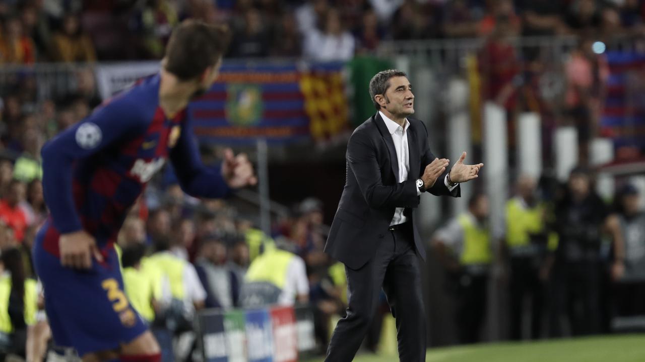 Valverde Sebut Kunci Sukses Barcelona Bungkam Inter