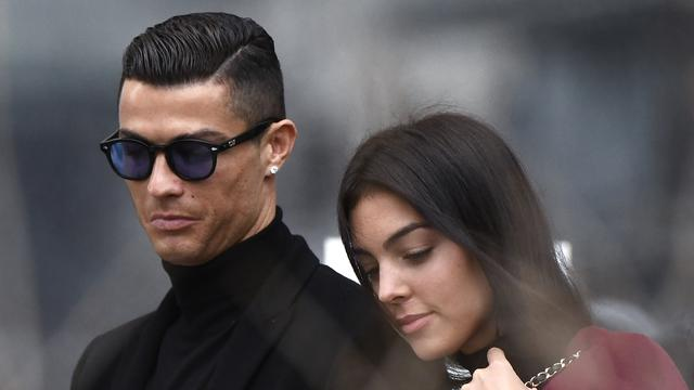 Image result for ronaldo dan georgina rodriguez