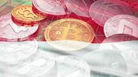 Perkembangan pasar aset kripto di Indonesia. foto: istimewa