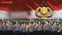 Banner Infografis Polisi Dilarang Pamer Kemewahan. (Liputan6.com/Triyasni)