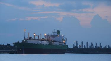 PAG Sukses Lakukan Pengapalan LNG Cargo Perdana