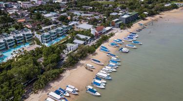 FOTO: Phuket, Destinasi Wisata Pantai Terbaik Dunia di Thailand