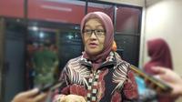 Kepala Dinas Kesehatan (Dinkes) Kota Surabaya, Febria Rachmanita (Foto: Liputan6.com/Dian Kurniawan)