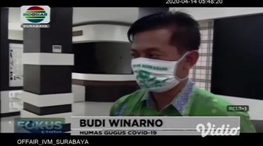 Mudik dan pulang ke kampung halamannya, ratusan orang dengan risiko (ODR), di Jombang, Jawa Timur, dikarantina di gedung sekolah. Ratusan warga ini terpaksa dikarantina, karena datang dari berbagai daerah yang sudah terpapar virus Covid-19.