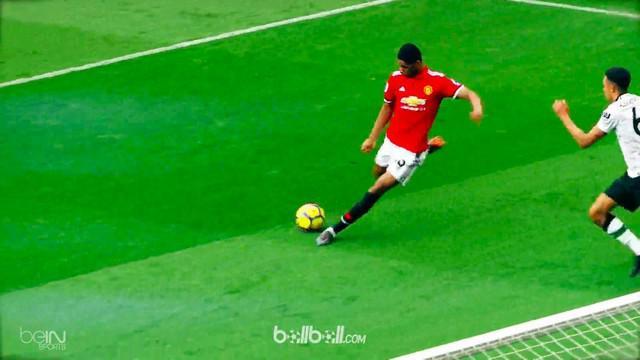 Berita video gol-gol terbaik yang tercipta pada pekan ke-30 Premier League 2017-2018 termasuk di dalamnya yang dicetak pemain Manchester United, Marcus Rashford. This video presented by BallBall.