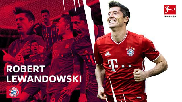 Berita Video Termasuk Aksi Rabona Robert Lewandowski, Berikut Skill-Skill Pemain Bayern Munchen di Bundesliga Musim Ini
