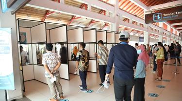 Test GeNose C19 di Bandara I Ngurah Rai Bali