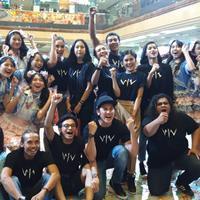 Meet & Greet Wiro Sableng di Metropolis Town Square, Tangerang, Sabtu, 28 Juli 2018 (SCTV)