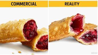 6 Potret Ekspektasi Vs Realita saat Beli Makanan Siap Saji Ini Sering Dirasakan