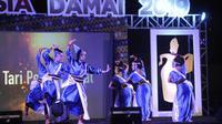 Pranata Adat dan Budaya untuk perdamaian di Kabupaten Lombok Barat, NTB. foto: istimewa