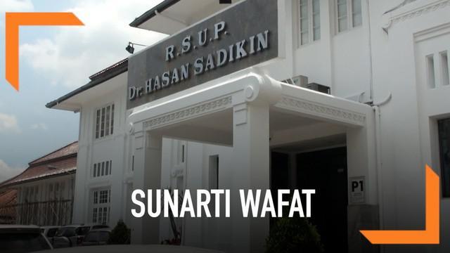 Pihak Rumah Sakit Hasan Sadikin membantah bahwa Sunarti dipulangkan ke rumah karena kuota BPJS habis. Diketahui penderita obesitas tersebut saat berada di rumahnya.