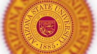 Logo Arizona State University (Wikimedia Commons)