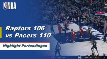 Thaddeus Young mencetak 23 poin dan meraih 15 rebound saat Indiana mengalahkan Toronto.