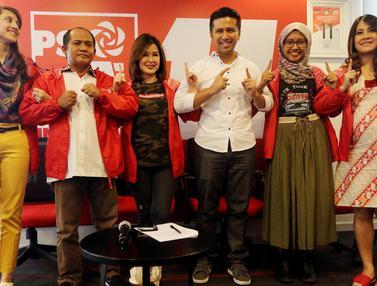 PSI Resmi Dukung Khofifah - Emil di Pilkada Jatim