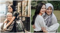 Kebersamaan Hanggini dan Ibunda yang Jarang Tersorot. (Sumber: Instagram.com/hanggini)