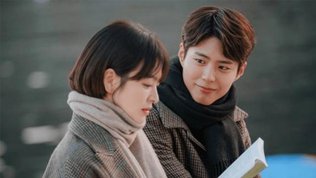 Song Hye Kyo Park Bo Gum Ciuman Di Encounter Warganet Teringat