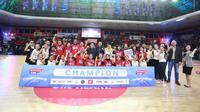 SMAN 28 dan Bukit Sion Kampiun DBL Jakarta 2018 (Dok DBL)