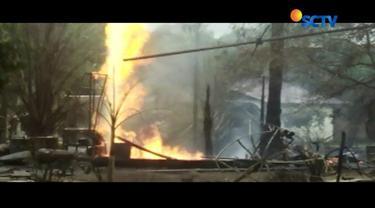 Soal ledakan sumur minyak ilegal di Aceh Timur, Pertamina: Pengeboran minyak tidak bisa dilakukan sembarangan, selain melanggar hukum, itu sangat berbahaya!