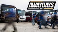 Awaydays : Aremania 1 (bola.com/Rudi Riana)