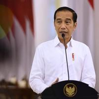 Presiden Joko Widowo. (Foto: Instagram @jokowi)