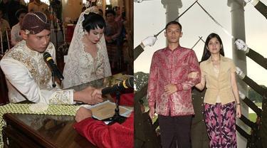 6 Potret Lawas Pernikahan Annisa Pohan dan AHY, Prosesi Pedang Pora Baru Terungkap