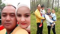 Azis Gagap dan Istri Kedua (Sumber: Instagram/