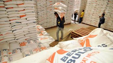 Sulteng Dapat Bantuan 2.000 Ton Beras