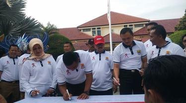 Cerita Bupati Cirebon Kaget Penderita HIV/AIDS Meningkat