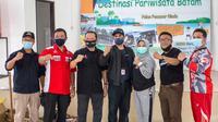 Kemenparekraf melanjutkan Gerakan BISA di Batam (istimewa)