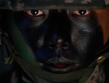 Intip Aksi Marinir Korsel saat Latihan Militer