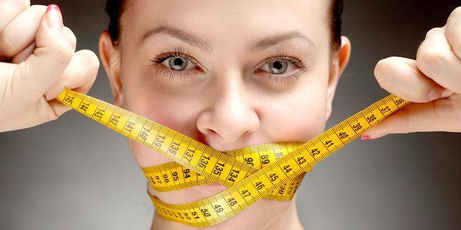 Sudah makan banyak, tapi badan masih kurus saja. Sedih banget!/Copyright Shutterstock