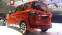 Toyota menjual Sienta dengan harga termurah Rp 230 juta