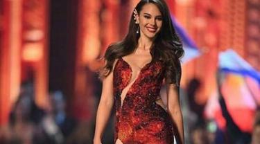 Miss Universe 2018 Catriona Gray