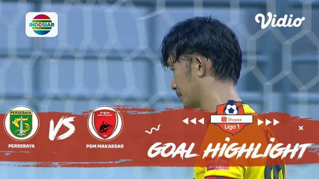 Berita video highlights Shopee Liga 1 2019 antara Persebaya Surabaya melawan PSM Makassar yang berakhir dengan skor 3-2, Kamis (14/11/2019).