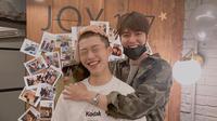 Kedekatan Woo Do-hwan dan Le Min-ho (Sumber: Instagram/@wdohwan)