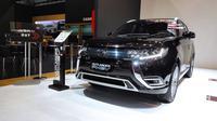 Mitsubishi Outlander PHEV Diskon Ratusan Juta (Arief A/Liputan6.com)