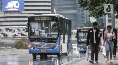 DKI Jakarta Raih Kota Terbaik Dunia Bidang Transportasi