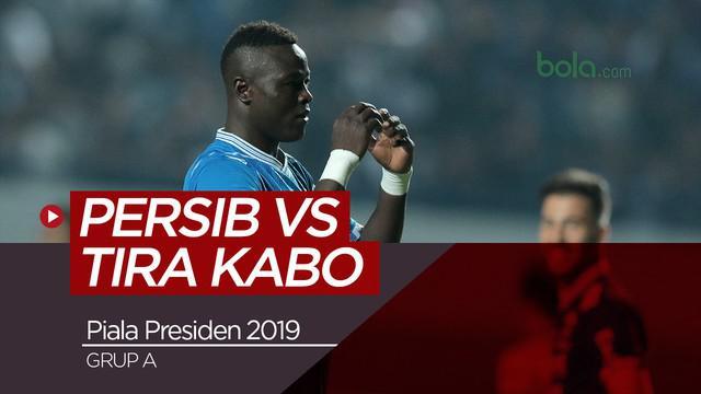 Berita video highlights Piala Presiden 2019 yang mempertemukan Persib Bandung menghadapi PS Tira Kabo yang berakhir dengan skor 1-2, Sabtu (2/3/2019)
