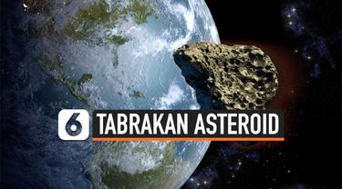 NASA menyatakan bahwa Asteroid JF1 akan menabrak bumi pada 6 Mei 2022. Diperkirakan asteroid raksasa ini sebesar piramida dan hantamannya akan 15 kali lebih besar dari bom Hiroshima.