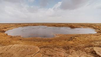 Kolam Gaet'ale, Perairan Paling Asin di Bumi yang Dijuluki Danau Pembunuh