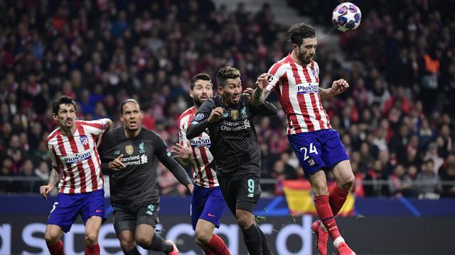 Atletico Madrid vs Liverpoool