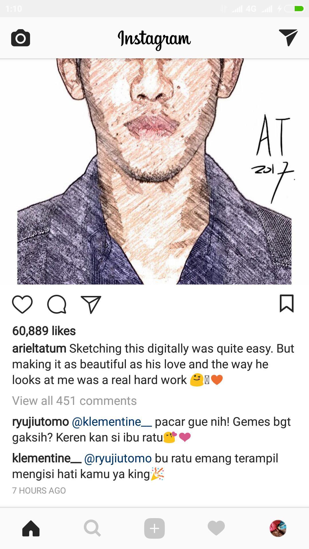 Pengakuan Ryuji Utomo Tentang Ariel Tatum News