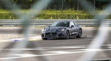 Maserati GranTurismo listrik tengah dipersiapkan untuk segera diluncurkan