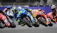Pembalap Suzuki, Joan Mir pada balapan MotoGP Prancis. (Dokumentasi Suzuki Ecstar)