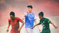 Timnas Indonesia - Calon bintang Timnas Indonesia U-19 (Bola.com/Adreanus Titus)